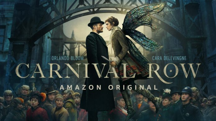 carnival row sdcc